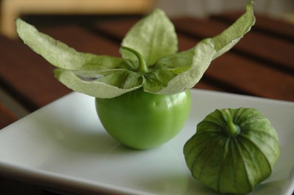 メキシコの野菜:トマッティーロ