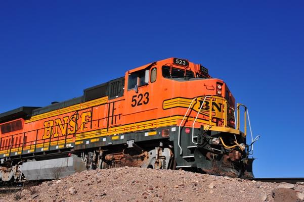 第293回「グランドサークル風の旅Vo.1:超ロング貨物列車との遭遇 」