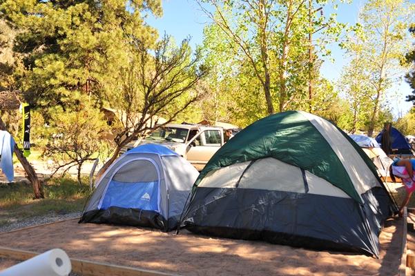 アメリカでキャンプをするときに疑問に思うこと